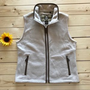Fleece Vest by North End